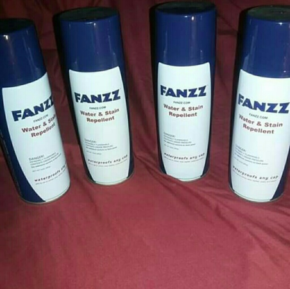 FANZZ Other - Water & Stain Repellent for shoes and hats